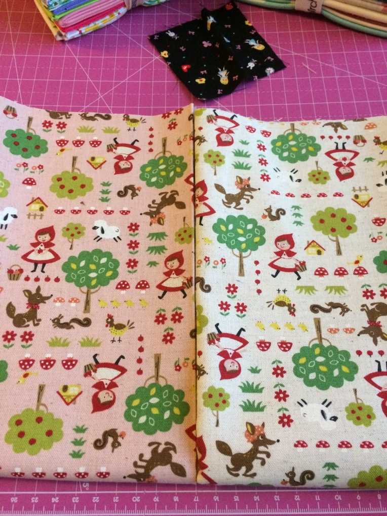 Kawaii Japanese Fat Quarters